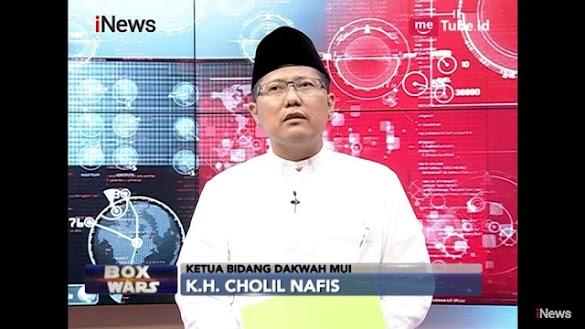Tamparan Kiai Cholil untuk Menteri yang Sebut Beras Mahal Tawar Saja