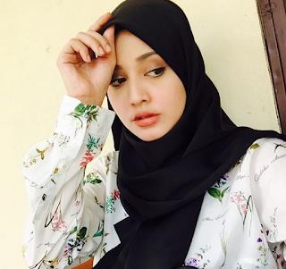 Biodata Fathia Latiff Pelakon Menanti Februari