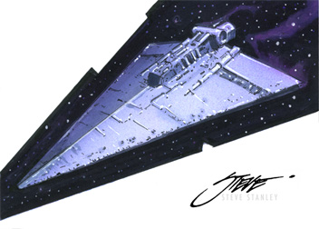 All Star Chevrolet >> Babble-On: Star Wars Nebula Class Star Destroyer--Variants.