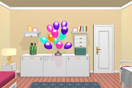 Jigsaw Birthday Escape