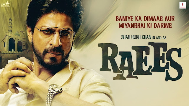 Raees Bollywood Movie Trailer Release Date