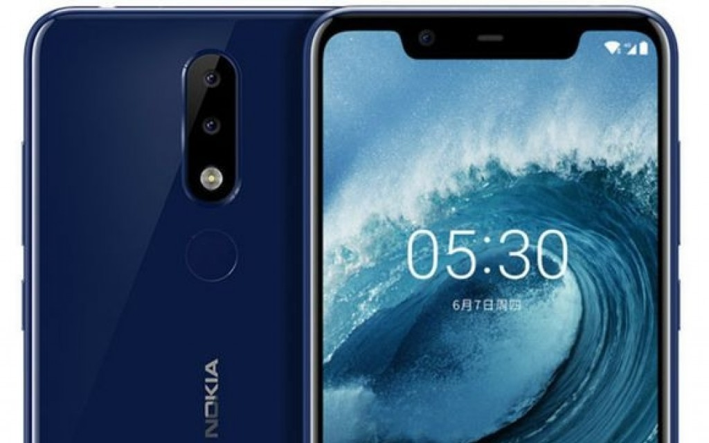 [Leaked] Nokia X5 Will Have A Wide Notch