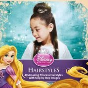 Disney Princess Hairstyles cover
