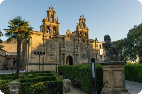 Santa María de los Reales Alcázares, Úbeda (Jaén)