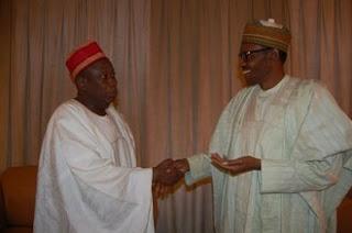 Labaran siyasa :::   Buhari zai kauracewa Kano saboda Ganduje
