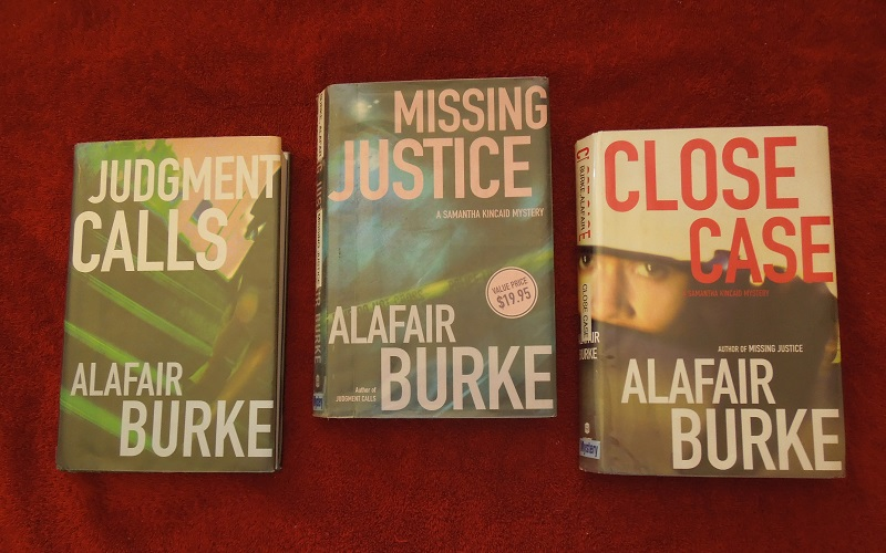 Review of Samantha Kincaid Legal Thrillers by Alafair Burke