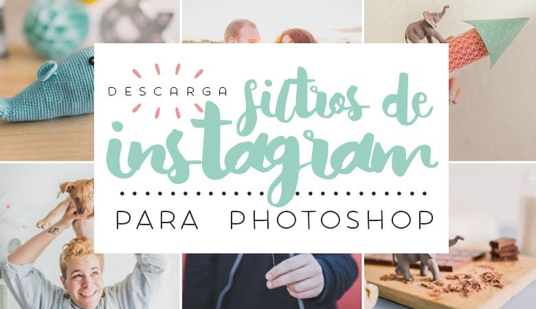 descarga gratuita filtros en psd para photoshop
