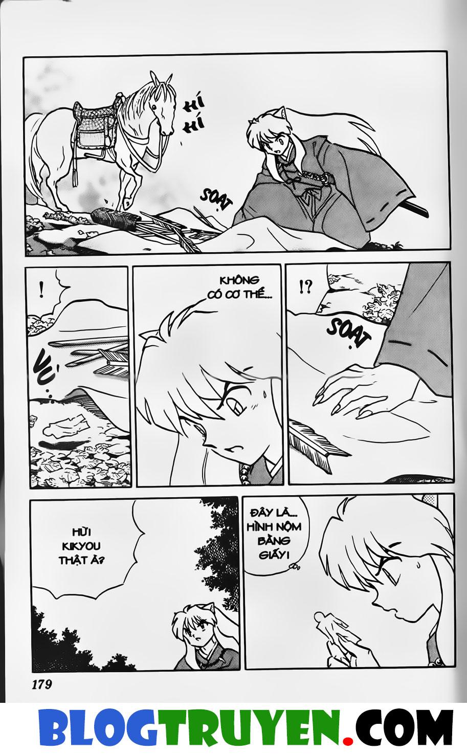 Inuyasha vol 31.10 trang 12