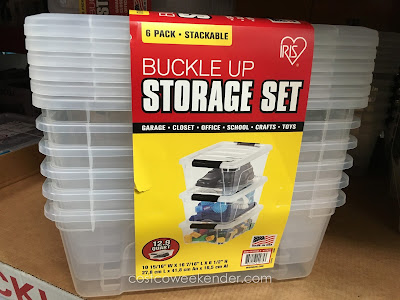 Iris Buckle Up Storage Set - Organize your life