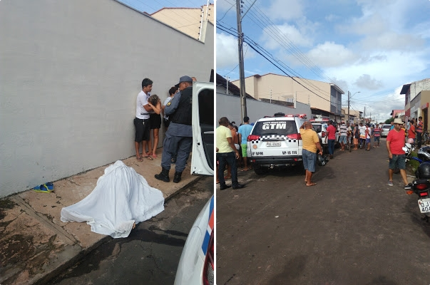 dc5b633b14543 Assaltante é morto no Planalto Anil após praticar três assaltos na manhã  desta terça-feira (7)