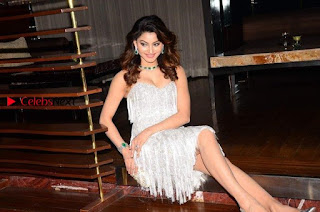 Bollywood Actress Model Urvashi Rautela Stills at Her 23rd Birthday Celebrations In Mumbai  0015.jpg
