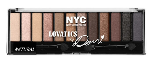 N.Y.C. New York Color Introduces Demi Lovato's Capsule Lovatics Collection