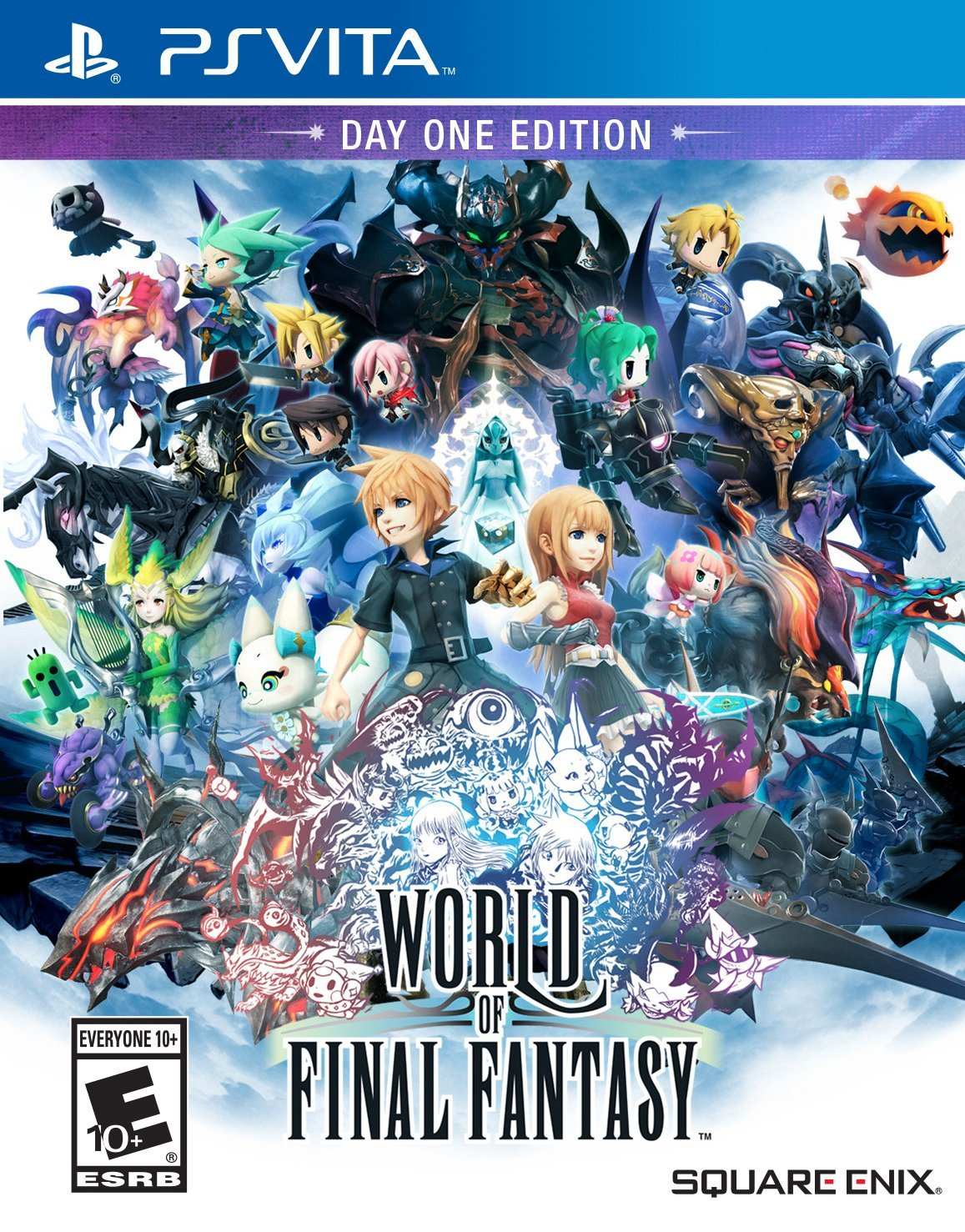 World of Final Fantasy (USA + Update + DLC) [MaiDump 233 2zEx