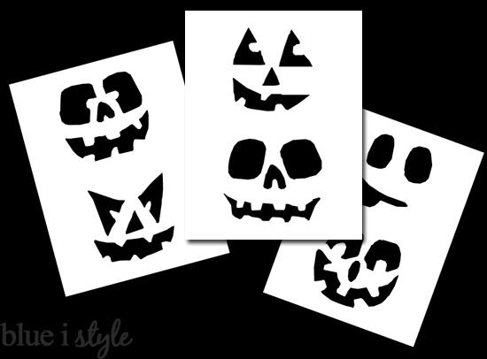 seasonal style} Modern Peek-A-Boo Pumpkins | Blue i Style - Creating ...