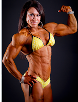 The biggest Female Bodybuilding strong women