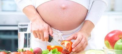 Daftar Pantangan Makanan dan Minuman Ibu Hamil