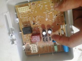 placa de controle da brastemp clean