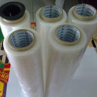 Jual plastik wrapping/ strech film.