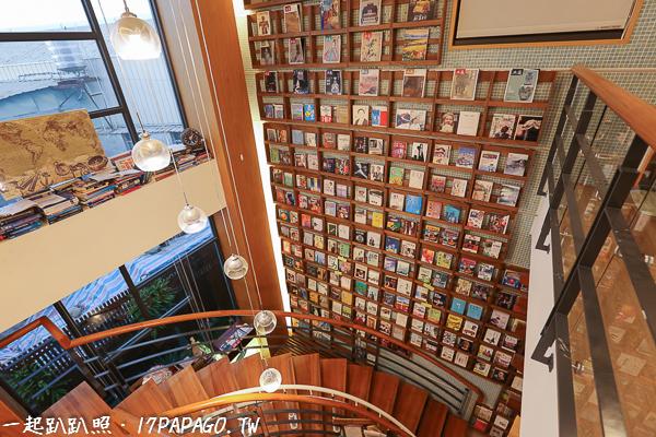 台中烏日|羅布森書蟲房-十年不關的最美書店,免費進入舒適書房飽覽5千本藏書