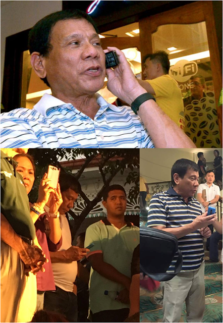 Duterte's simplicity was proven in the following photos! You've got to see this!