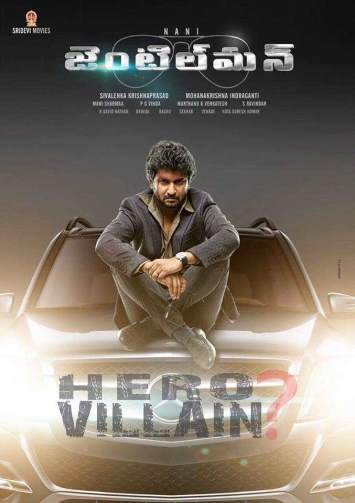 Gentleman 2016 Dual Audio Hindi Dubbed Movie Download