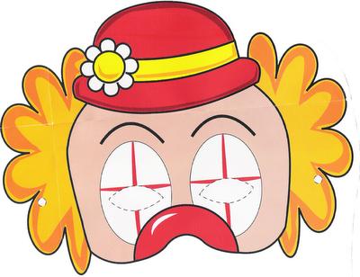Bau Da Web Mascara De Palhaco