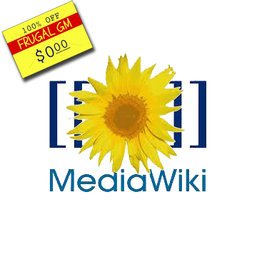 Free GM Resource: MediaWiki