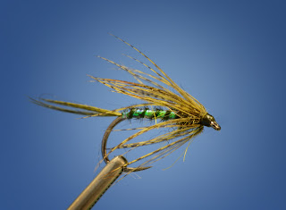 green drake soft hackle