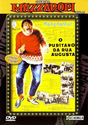Mazzaropi: O Puritano da Rua Augusta - DVDRip Nacional