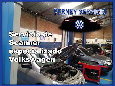 Servicio de Escaner Volkswagen