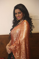 Udaya Bhanu lookssizzling in a Saree Choli at Gautam Nanda music launchi ~ Exclusive Celebrities Galleries 128.JPG