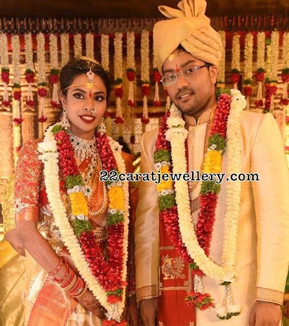 Deedepya Vishnu Charan Wedding