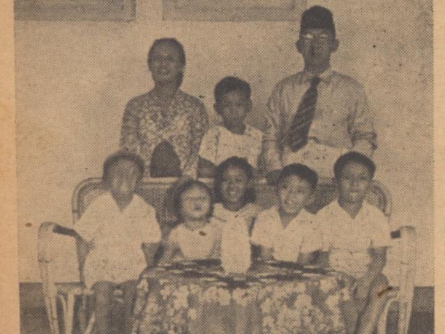 Kisah Nyai Wahid Hasyim Sendirian Mendidik Gus Dur dan Kelima Adiknya