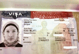 persyaratan mengurus visa ke amerika