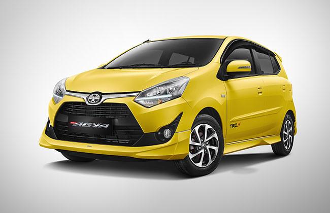 Fitur & Harga Mobil New Toyota Agya Semarang 2018
