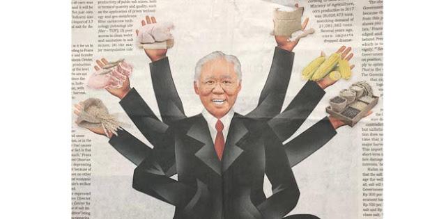 Rizal Ramli: Petani Asing Banyak Yang Berterima Kasih Pada Menteri Enggar