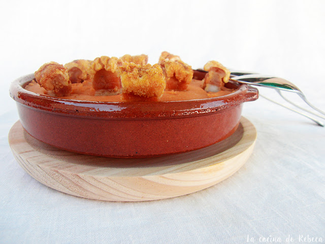 Torreznos con patatas meneás