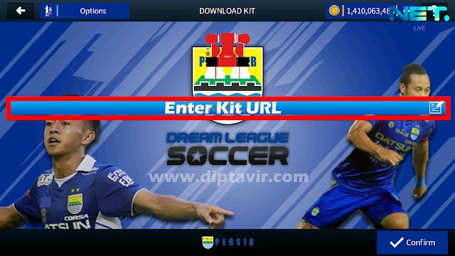 Cara Membuat Url Kit Dream League Soccer Buatan Sendiri