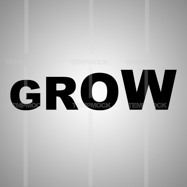grow logo design inspiration