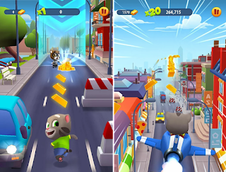 Talking Tom Gold Run 湯姆貓跑酷 APK