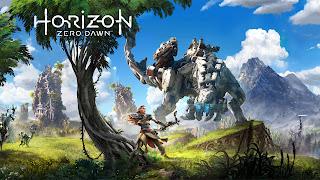 Horizon Zero Dawn PS4 Wallpaper