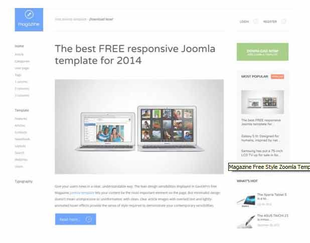 Magazine-Free-Style-Zoomla-Blogger-Template-By---In-Hindii