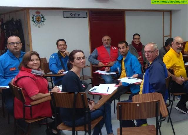 El Cabildo imparte cursos de formación sobre resolución de conflictos y mejora del trabajo en equipo para colectivos de Emergencias