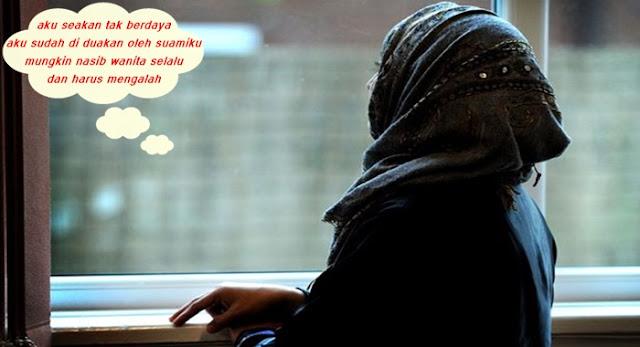 Aku Istri Muda Suami Ibu, Ini Kisah Sedih Membuat Hati Terenyuh,Derita Seorang Wanita, Ya allah Tabahkan Kami Apabila Ada Wanita Nasibnya Sama Denganku...