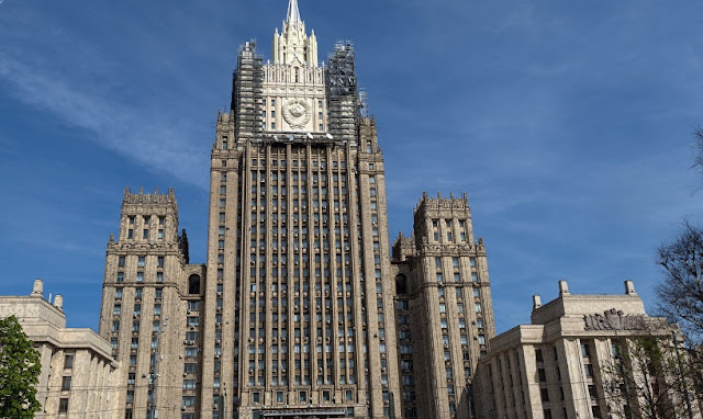Russia expels two Albanian diplomats from Moscow