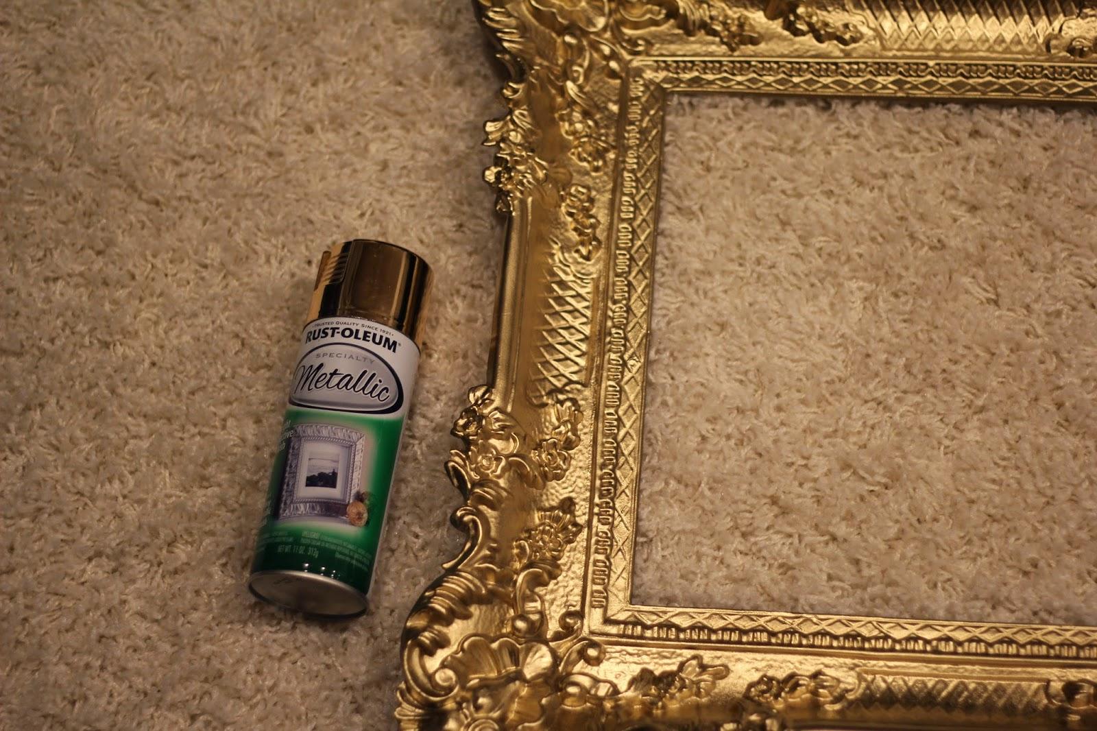 168a50d18cf5 Elegant Gold Paint For Picture Frames
