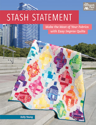 Stash Statement Book Blog Hop @madebyChrissieD.com
