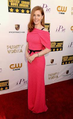 Amy Adams Critics Choice Movie Awards 2014