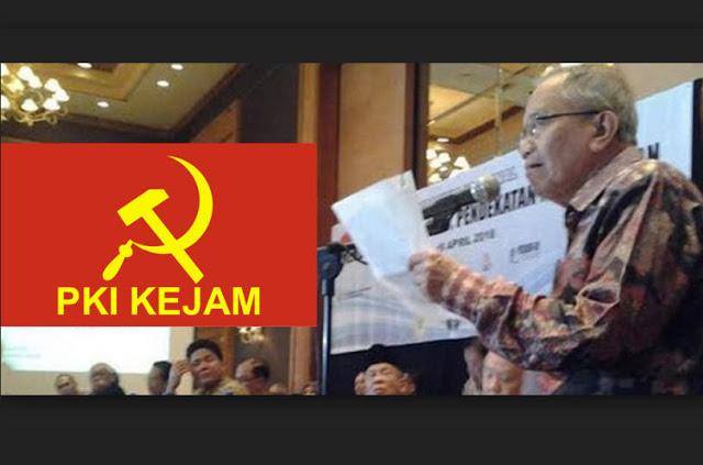 Taufik Ismail : Kondisi Pemerintah Saat Ini Mirip Situasi Kebangkitan PKI