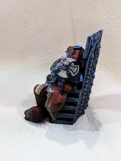 Dead terminator pre-dusting angle 1
